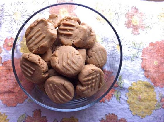 Peanut ButterCookies