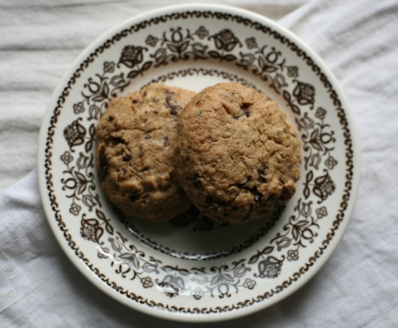 Single Serving Cookie ++ the pear and plum